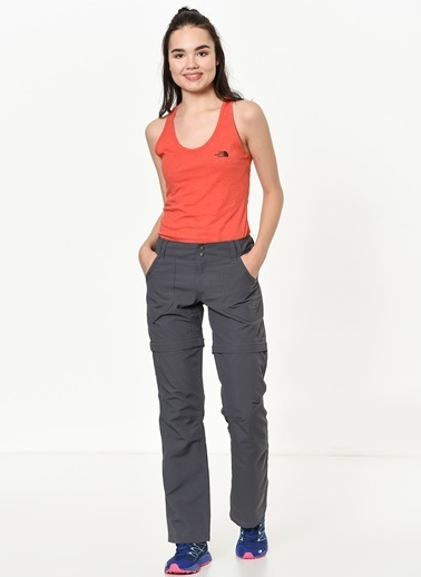 The North Face Horizon Convertible Plus Bayan Pantolon Gri Gri